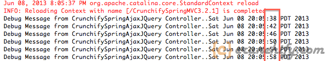 Spring-MVC-with-JQuery-And-AJAX-Debugging